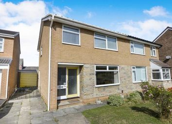 Thumbnail 3 bed semi-detached house for sale in Dinsdale Drive, Eaglescliffe, Stockton-On-Tees