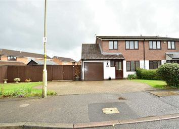 Thumbnail 3 bed semi-detached house for sale in Ynysddu, Pontyclun