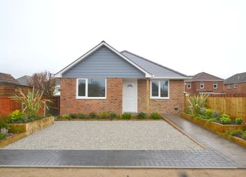 Thumbnail 2 bed detached bungalow for sale in Bennion Road, Bournemouth
