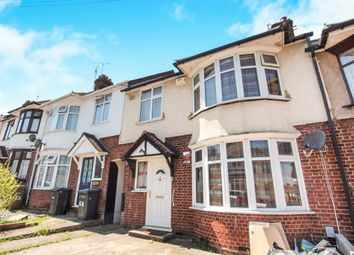 Thumbnail 3 bedroom terraced house for sale in Overstone Road, Luton