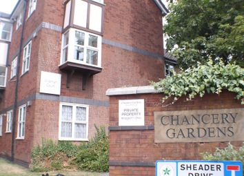 Thumbnail 2 bed flat for sale in Sheader Drive, Salford