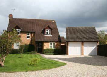 Thumbnail 4 bed detached house for sale in Appleton Way, Hucclecote, Gloucester, Gloucestershire