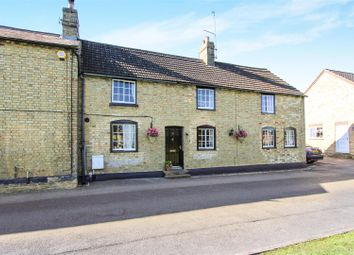 Thumbnail 4 bed semi-detached house for sale in Brookside, Alconbury, Huntingdon