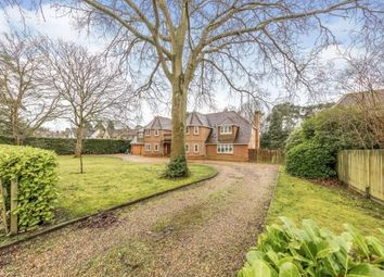 Thumbnail 5 bed detached house for sale in Camberley, Surrey, United Kingdom