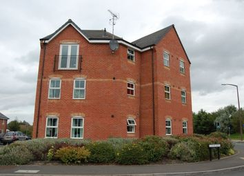Thumbnail 2 bed flat to rent in Princess Way, Stretton, Burton Upon Trent, Staffordshire