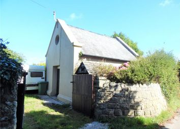 Thumbnail 1 bed detached house for sale in Chywoone Grove, Newlyn, Penzance
