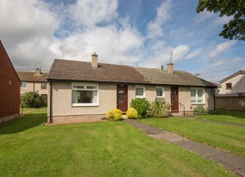 Thumbnail 1 bed semi-detached bungalow for sale in Edenhall Road, Musselburgh, East Lothian