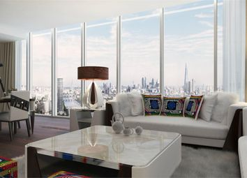 Thumbnail 2 bedroom flat for sale in Vauxhall SW8,