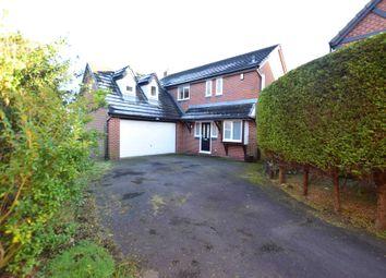 Thumbnail 5 bedroom detached house for sale in Bracken Drive, Freckleton, Preston