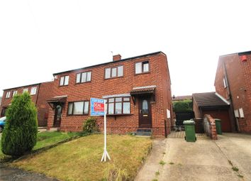 Thumbnail 3 bed semi-detached house for sale in Beacon Drive, Upton