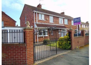 Thumbnail 3 bed semi-detached house to rent in Laburnum Drive, Doncaster