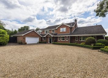 Thumbnail 5 bed detached house for sale in Old Ford Lane, Stonely, St. Neots