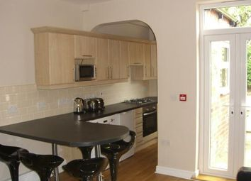 Thumbnail 5 bedroom terraced house to rent in Hunter House Road, Sheffield
