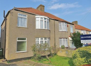 Thumbnail 4 bedroom semi-detached house for sale in Tidford Road, Welling, Kent