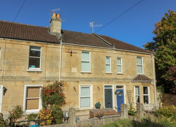 Thumbnail 2 bed terraced house for sale in Claude Terrace, Oldfield Park, Bath