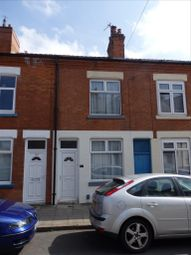 Thumbnail 2 bedroom terraced house to rent in Tudor Road, Leicester