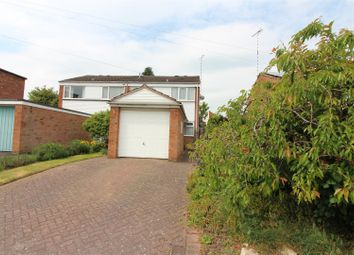 Thumbnail 3 bedroom semi-detached house for sale in Gaza Close, Coventry