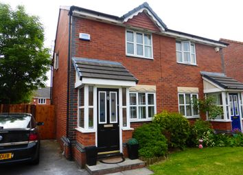 Thumbnail 2 bed semi-detached house for sale in Larkin Close, New Ferry, Wirral