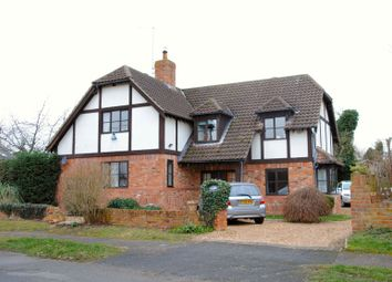 Thumbnail 4 bed detached house for sale in Brington Road, Old Weston
