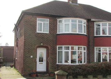 Thumbnail 4 bedroom semi-detached house for sale in Lloyds Avenue, Scunthorpe