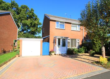 Thumbnail 3 bed semi-detached house for sale in Patteson Drive, Ottery St. Mary