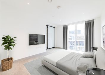 Thumbnail 3 bedroom flat for sale in The Taper Building, Long Lane, London