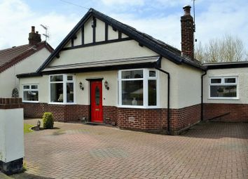 Thumbnail 5 bed detached bungalow for sale in Liverpool Road North, Maghull, Liverpool