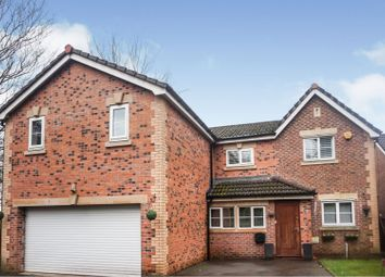 Thumbnail 5 bed detached house for sale in Degas Close, Salford