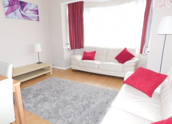 Thumbnail 1 bedroom flat to rent in Beaumont Avenue, Harrow