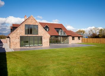 Thumbnail 6 bed detached house for sale in St. Neots Road, Dry Drayton, Cambridge