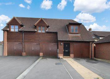 Thumbnail 2 bedroom flat for sale in Ulysses Road, Swindon