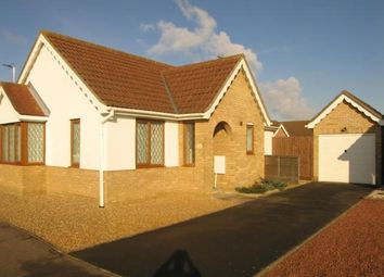 Thumbnail 2 bedroom bungalow to rent in Malt Drive, South Brink, Wisbech