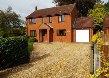 Thumbnail 4 bedroom detached house for sale in Courtfields, Swaffham