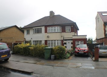 Thumbnail 4 bed semi-detached house to rent in Horncastle Road, London