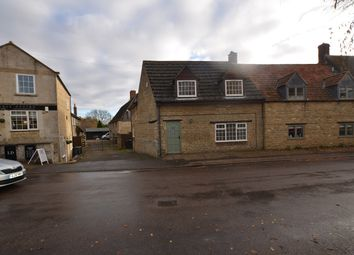 Thumbnail 3 bed detached house to rent in Station Road, Nassington, Peterborough