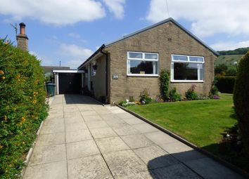 Thumbnail 3 bed detached bungalow for sale in Moorview Way, Skipton