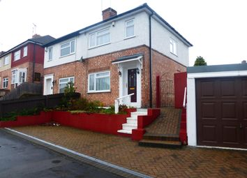 Thumbnail 2 bed property to rent in Halifax Drive, Leicester
