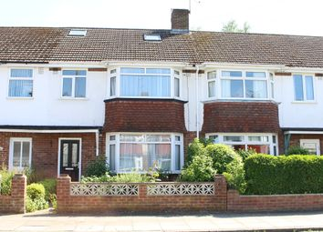 Thumbnail 4 bedroom terraced house for sale in Kinross Crescent, Drayton, Portsmouth