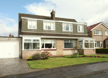 Thumbnail 3 bed semi-detached house for sale in 13 Mayburn Loan, Edinburgh