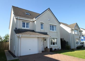 Thumbnail 5 bedroom detached house for sale in Priest Hill View, Stevenston