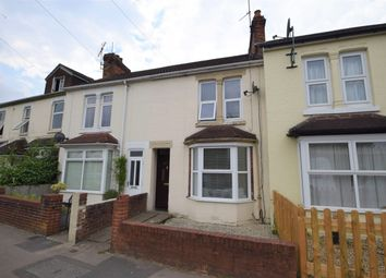 Thumbnail 2 bed terraced house to rent in The Crescent, Eastleigh