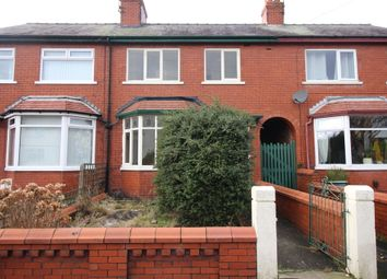 Thumbnail 3 bed terraced house for sale in Sherwood Avenue, Blackpool