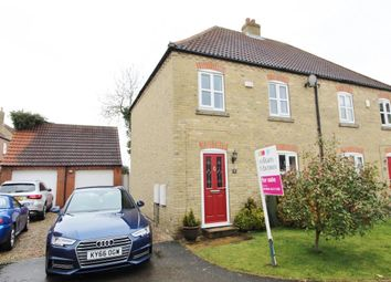 Thumbnail 3 bed property for sale in Grangeland Walk, Barmby Moor, York
