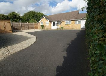 Thumbnail 3 bed bungalow to rent in Harrow Way, Andover