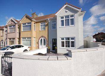 Thumbnail 3 bedroom end terrace house for sale in Holdenhurst Road, Bristol