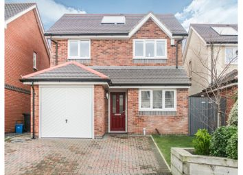 Thumbnail 3 bedroom detached house for sale in Parc Castell, Llandudno Junction