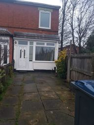 Thumbnail 3 bed terraced house to rent in Newland Road, Small Heath, Birmingham