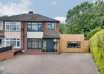 4 bed semi-detached house for sale in Jubilee Avenue, Headless Cross, Redditch B97