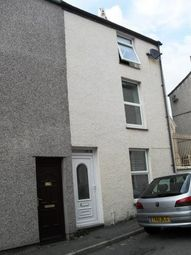 Thumbnail 3 bed terraced house to rent in 21, Garnon St, Caernarfon