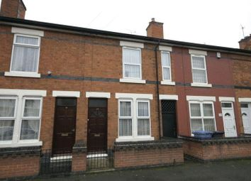 Thumbnail 2 bedroom terraced house to rent in Hawthorn Street, Derby